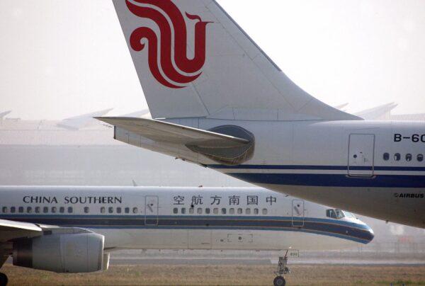 中國3大航空公司去年預虧超300億 平均日虧約1億