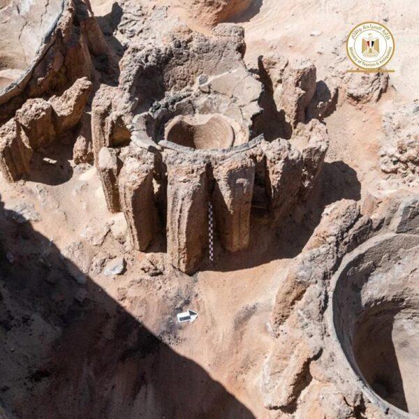 距今5000年 世界最古老大型啤酒廠埃及出土