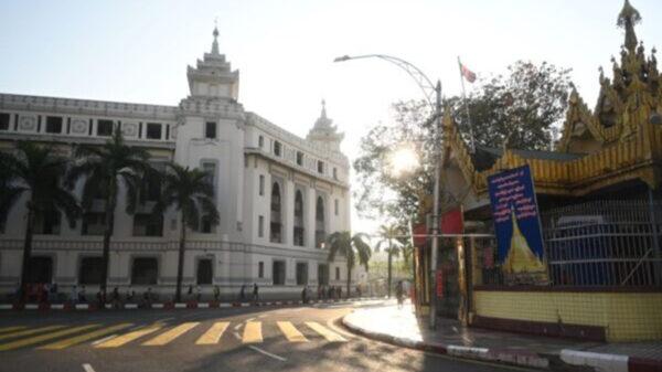 缅甸军方政变 昂山素季被抓 美澳吁立即放人