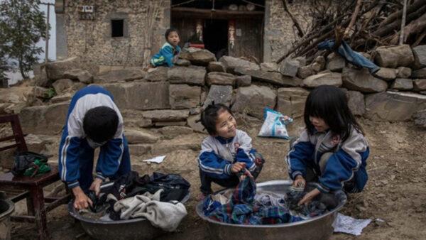 習近平宣稱「全面脫貧」民間貧困現象卻持續惡化