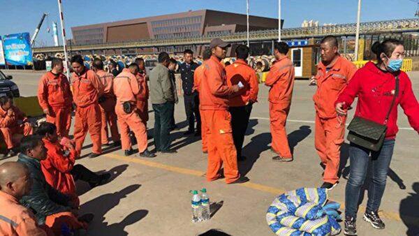 中國討薪悲劇頻傳 民工: 問題源頭在中共