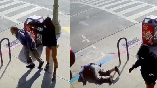 香港艺人吴彦祖悬赏2.5万美元 袭击老人凶手被捕