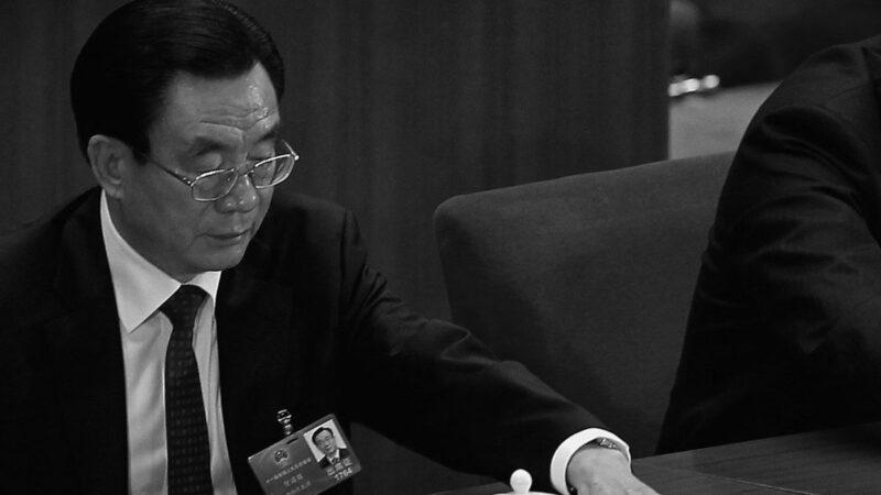 陳思敏:重慶官場再震盪 或牽涉賀國強?