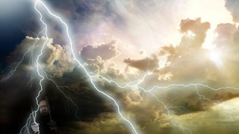 神目如电 是善是恶 上天看得最清