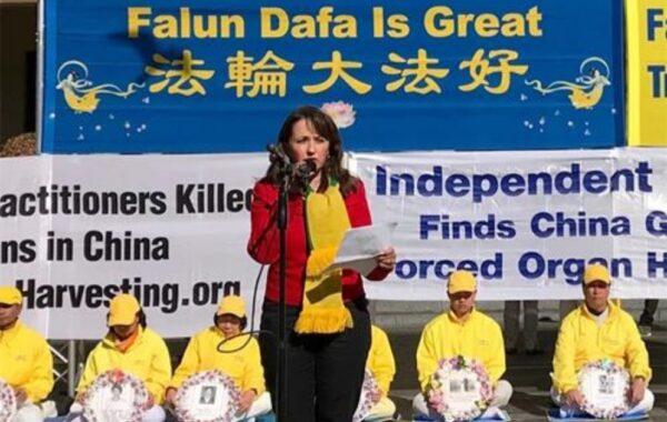 澳洲大律師:祝福李洪志大師和全球法輪功學員