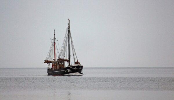 世界航海史奇迹:千年木船坚硬如新