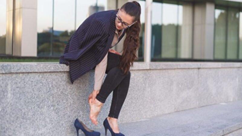 健康足部:雙腳承載著你的生命
