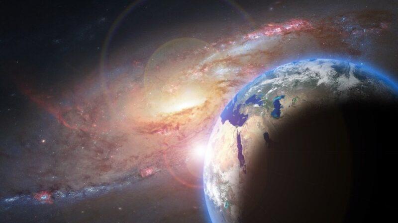 """银河系内惊现""""超级地球"""":至少100亿岁"""