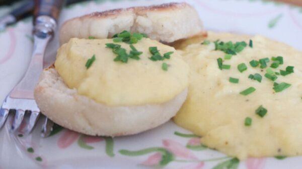 西式奶油炒鸡蛋