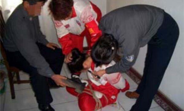 曾被迫害致脑出血 王素珍第三次被劫入辽宁女子监狱