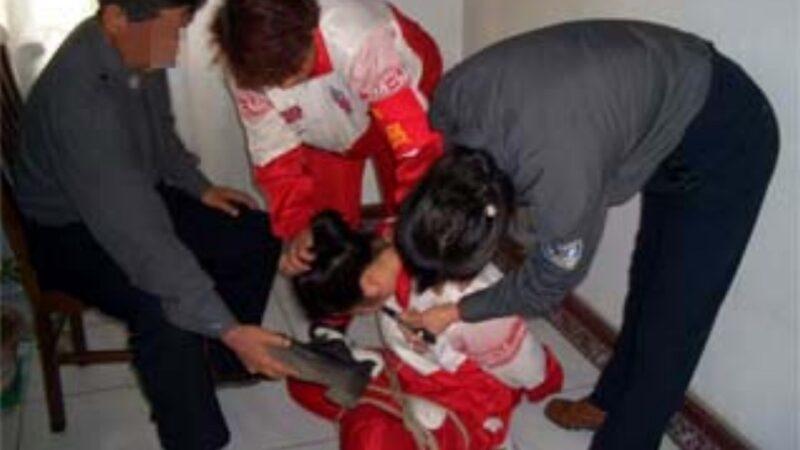 曾被迫害致腦出血 王素珍第三次被劫入遼寧女子監獄
