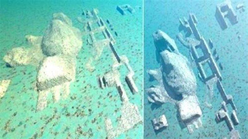 《轉法輪》提及的史前文明案例(3):海底建築