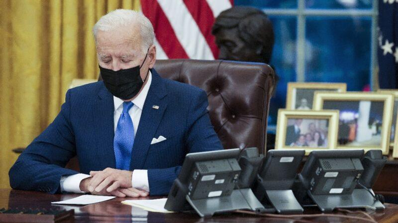 白宫:拒绝向川普简报情报 拜登没有决定权