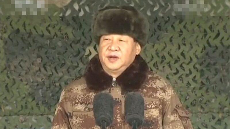 习近平想武攻台湾?美前防长:台海局势非常危险