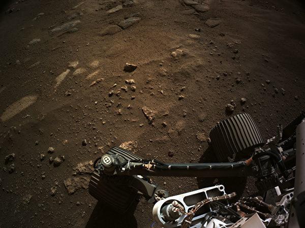"""""""火星上开车""""什么声音?毅力号传回16分钟音档"""