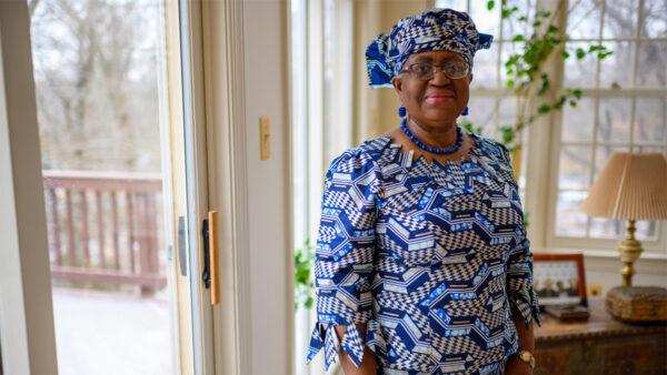 中共吹捧拜登認可 非裔女經濟學家升世貿總幹事