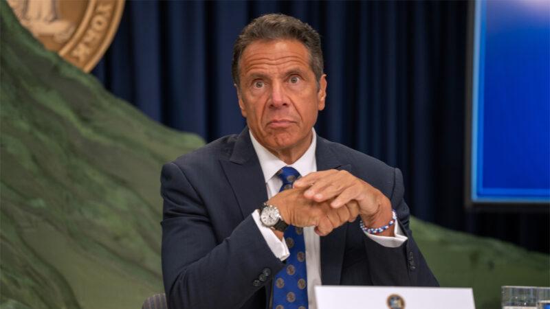 紐約州民主黨議員:州長庫默威脅要毀掉我
