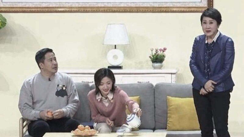 央視春晚小品處處「催婚」 網民: 韭菜不夠割了