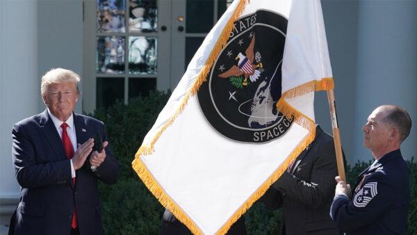 白宮發言人嘲諷太空部隊 眾院高級議員要求道歉