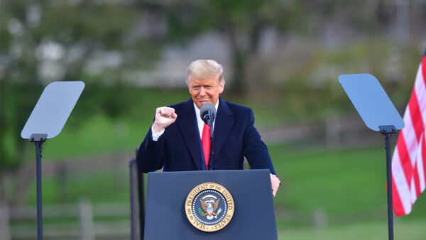 参院共和党发明确信号:不会给川普定罪