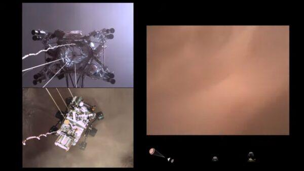 听听火星的风声 NASA公布毅力号首段音频