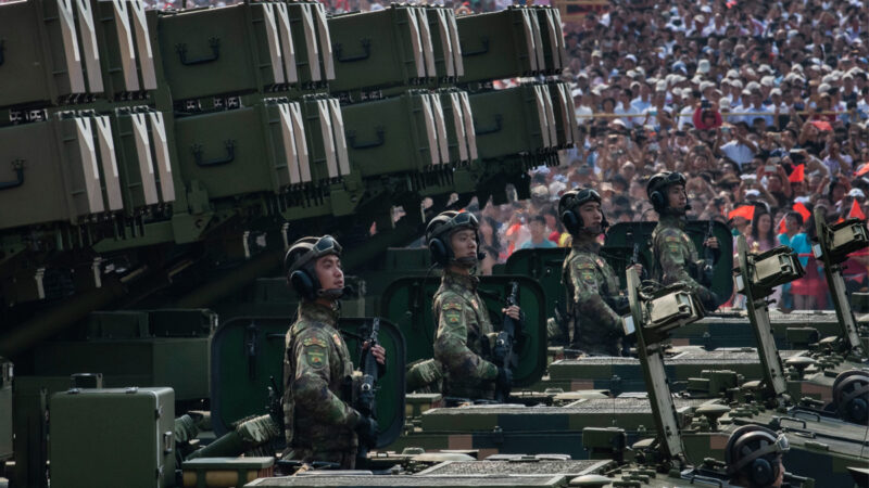 中国问题专家:拜登批准资助中共军事