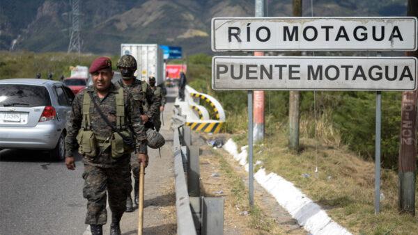 美墨邊境持續「升溫」 大批海地移民非法越境