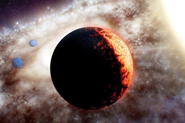"""银河系内惊现一颗百亿岁""""超级地球"""""""