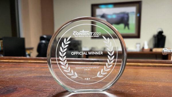 英文大纪元获CONTENT电影节最佳纪录片奖