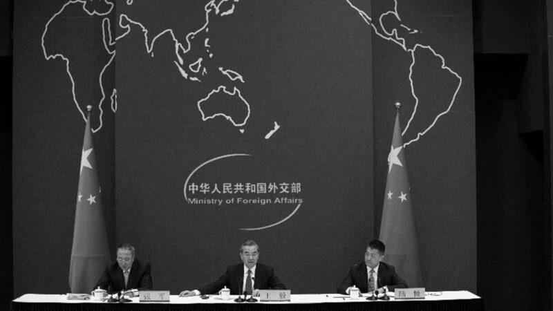 王毅籲中美「重回正軌」 崔天凱給拜登重劃紅線