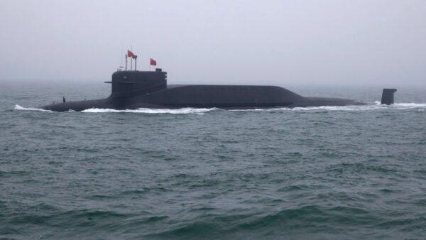 中共南海潛艇士兵 五分之一有精神問題