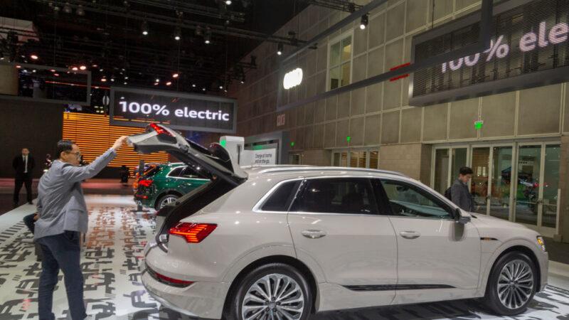 迈向电动化 奥迪计划每年至少出一款电动车