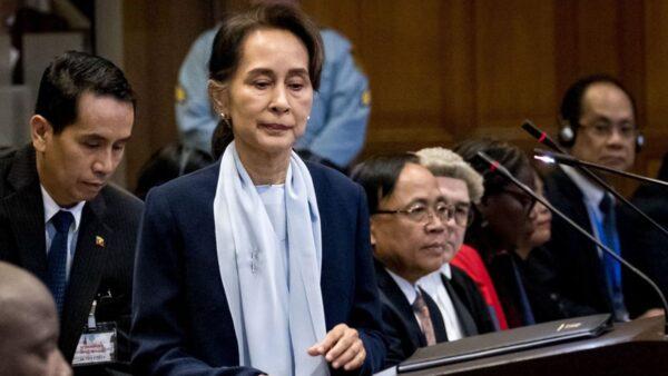 突發!緬甸領導人昂山素季、總統溫敏被軍方扣押