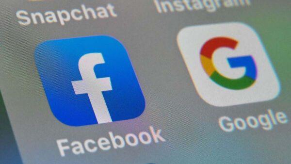"""抗议脸书、谷歌 加拿大报社发起""""消失的头条"""""""
