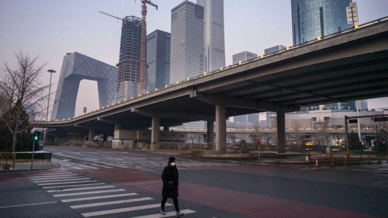 中国经济下滑 河南地方法院欠薪数月