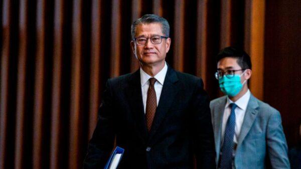 香港财赤远超预期 国安费拨款80亿够聘6万公安