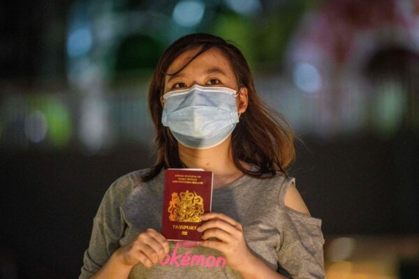 香港停止承认双重国籍 英恐无法提供领事协助