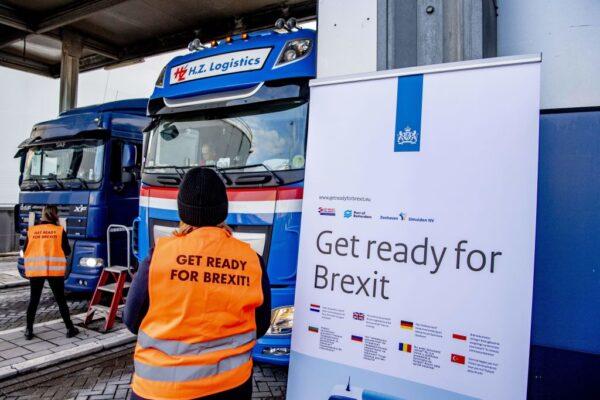 英国脱欧后 货柜车司机三明治夹火腿被没收