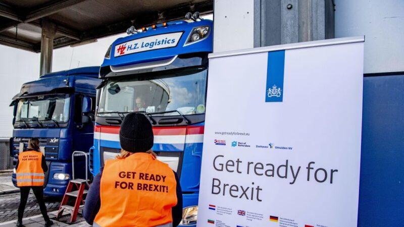 英國脫歐後 貨櫃車司機三明治夾火腿被沒收