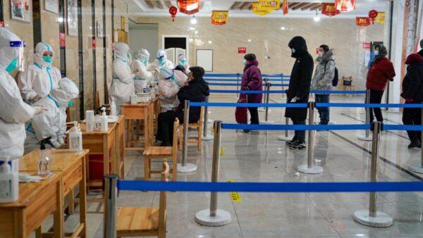 哈尔滨市民:中共瞒报 疫情比报导严重得多