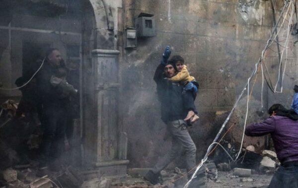 敘北24小時3驚爆 場面混亂數十死傷(視頻)