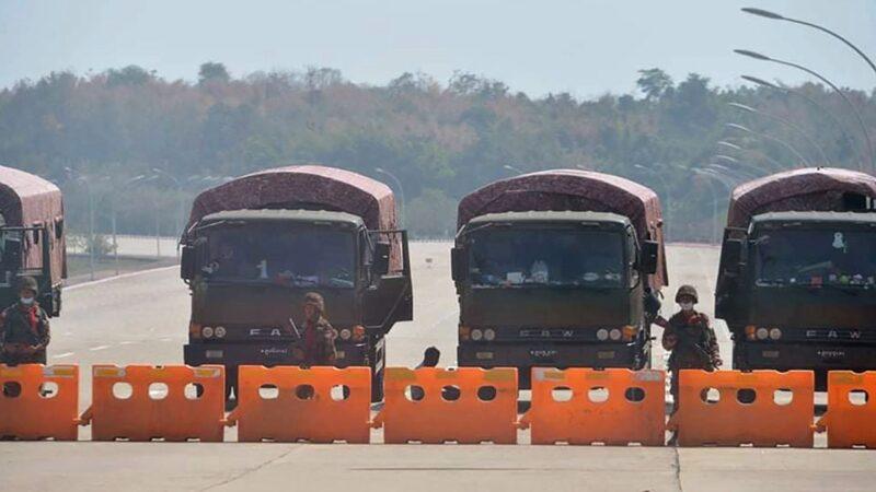 緬甸進入緊急狀態 傳涉選舉舞弊 白宮發表聲明