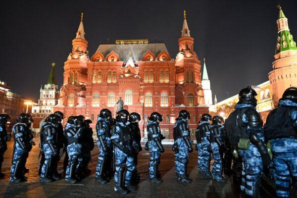 籲釋放納瓦利內 俄羅斯斥拜登「非常挑釁的空話」