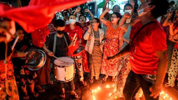 中共袒護緬軍點燃仇華情緒 華人為自保譴責北京