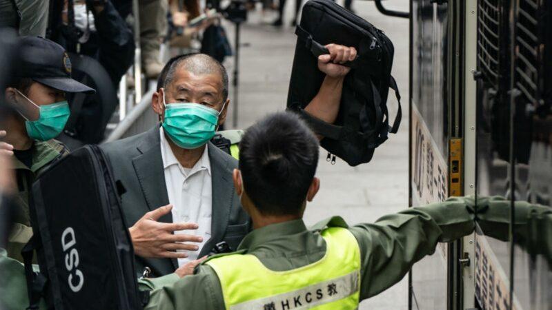 李勇:香港報業大亨黎智英的傳奇人生故事