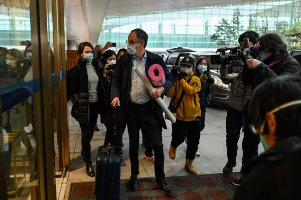 美媒:新證據 2019年11月病毒已在中國傳播
