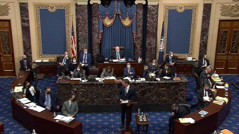 美媒:彈劾案已成民主黨負擔 兩黨都盼儘快結束