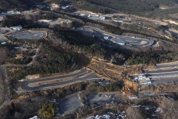 日本213福岛强震近200伤 首名死者50多岁独居男