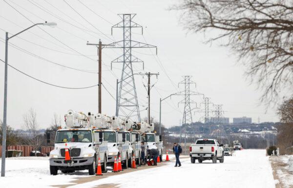 罕见风暴从加拿大到墨西哥 美无电可用酿16死