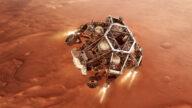毅力號發回首個火星視頻 直擊恐怖7分鐘
